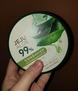 BN The Face Shop Jeju Aloe 99% 300ml