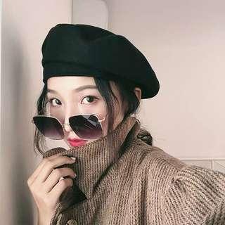 預購❗️333日系畫家帽