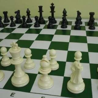 🚚 High Quality Chess Set, 20sq.inches