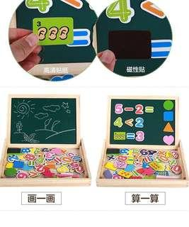 Double Sided Magnet Drawing Board