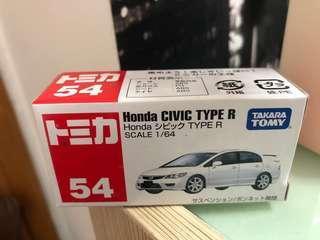 全新 Tomica 車仔 Tamara Tomy Honda Fd2 本田 1:64