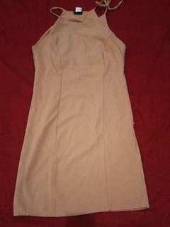 Nude Dress #MFEB20
