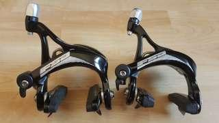 FSA gossamer brake callipers with brake pads