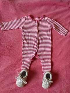 MOTHERCARE Newborn bodysuit