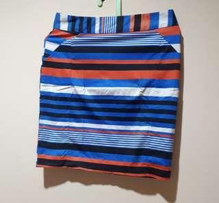 Preloved Minimal Stretchable Skirt S