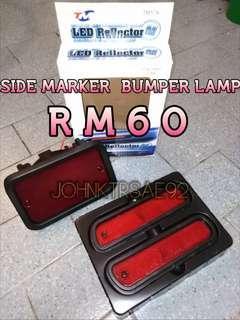 SIDE MARKER STANLEY + BUMPER LAMP
