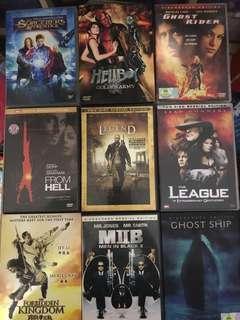 9 Movies (DVD)
