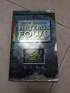 🚚 Artemis Fowl: The Arctic Incident