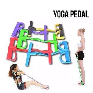 🆕 3 in 1 Yoga Pedal, 8 Band, & Single Rope. RM19 SAHAJA #MFEB20