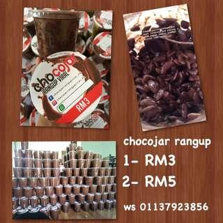 Choco jar 🍫
