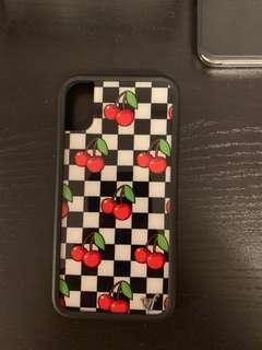 🚚 WILD FLOWER CHERRY CASE iphone x