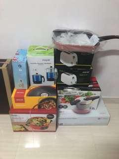 #springcleanandcarouSELL CNY SALE BRAND NEW KITCHEN ITEMS