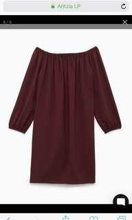 Aritzia Wilfred Duree Dress