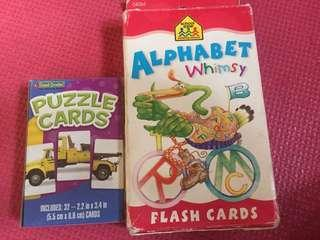 Flash/ playing cards