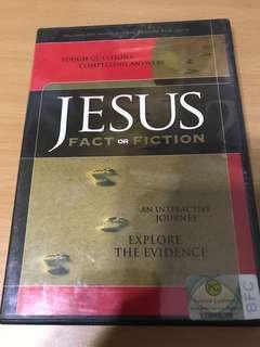 Jesus fact or fiction (DVD)