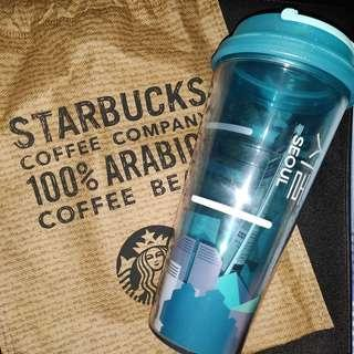 Starbucks Korea Tumbler - Real Seoul (Tower)