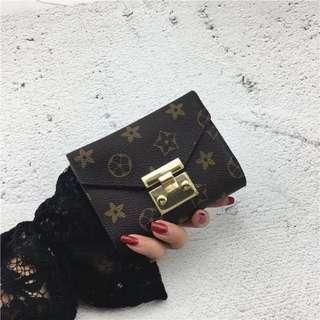 🌼PREORDER🌼 LOGO short wallet