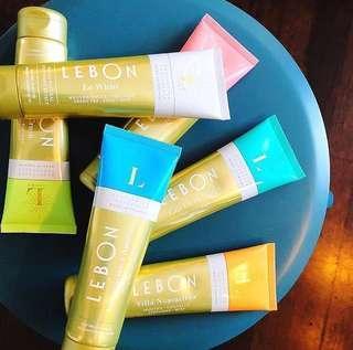 🚚 法國品牌LEBON 精品天然牙膏 2019.2全新法國帶回youtuber #查理愛用 #lebon牙膏 #全新品 現貨兩款 #愛的旋律的白 (藍x黃)原價760