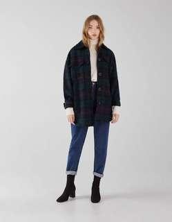 ISO plaid jacket