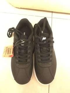 復古球鞋運動鞋黑色