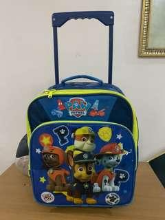 Paw Patrol School Trolley