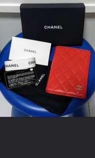 🚚 Chanel Passport Holder