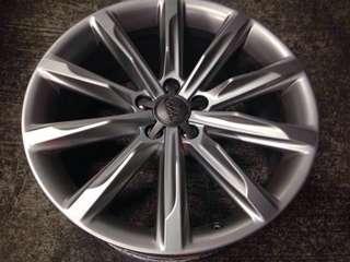 """112🇩🇪Original Audi 19"""" Speedline rim"""