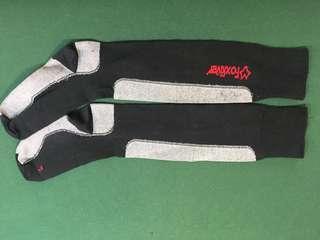 Foxriver ski socks (2 pairs)