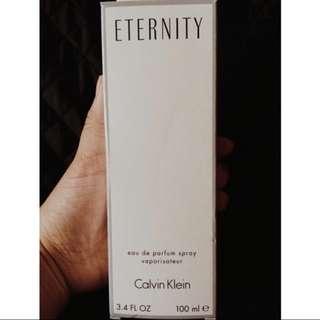 Calvin Klein Eternity- perfume for women