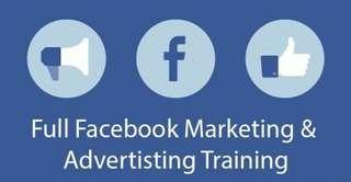 Fb Facebook 1 - 1 training to scale business
