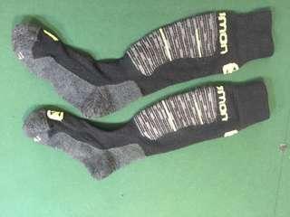 Salomon ski socks (2 pairs)