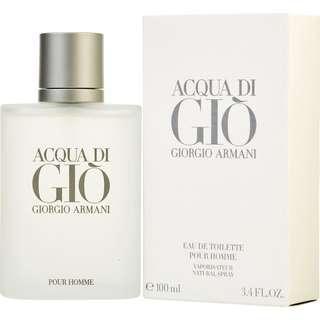 Giorgio Armani- Acqua Di Gio- perfume for Men