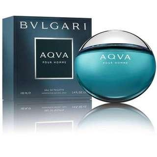 Bvlgari Aqva- perfume for men