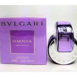 Bvlgari Omnia Amethyste- perfume for women