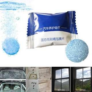 Multi-function Cleaning Effervescent Tablet For Car And Household Clean Powerful Concentrated Auto Washing Agent