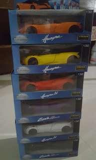 Petron Toy Cars Complete Set