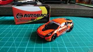 二次創作車Autobacs BMW i8