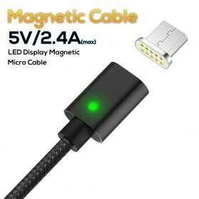 TOPK kabel micro usb magnetic
