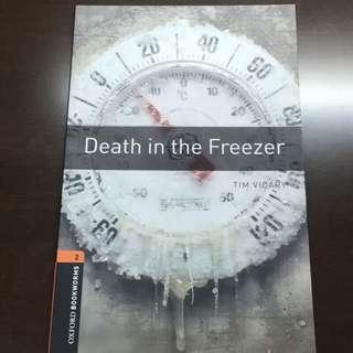 🚚 Death in the Freezer #我要賣課本