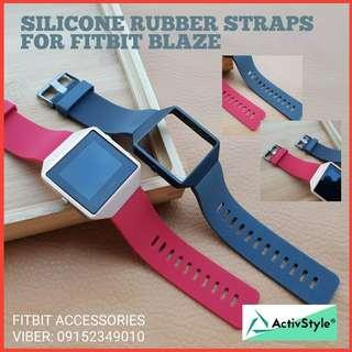 Classic straps for the Fitbit Blaze comes with frame/bezel