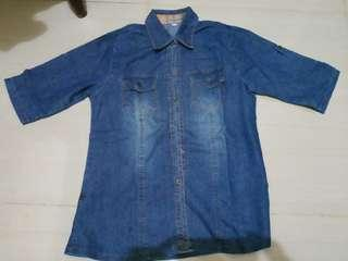 Atasan jeans (denim)