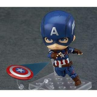 Nendoroid Action Figure Marvel Avengers Captain America 618