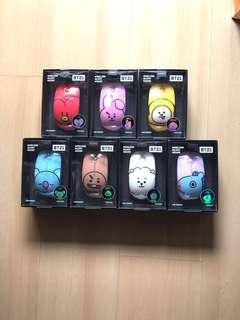 <INSTOCK> BT21 Royche Wireless Silent Mouse
