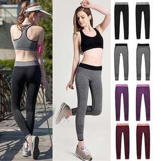 💥BEST SELLER 💥Yoga Pants sportwear seluar sukan seluar zumba zumba pants fitness gym pants sport legging