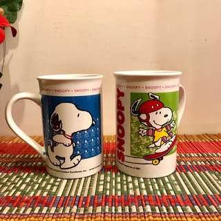 🆕 Snoopy mug by Darlie