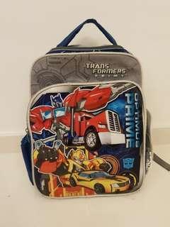 Transformer School Bag
