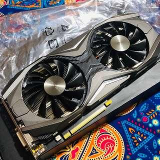 zotac NVIDIA GeForce GTX 1080 8gb ddr5x amp graphics card