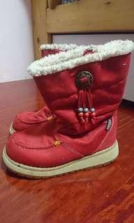 🚚 oshkosh雪地靴19公分