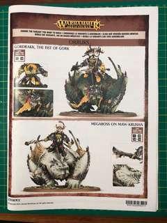Warhammer AOS Ironjawz Orruk Maw Krusha