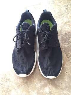 Nike Roshe Original All Black size 45